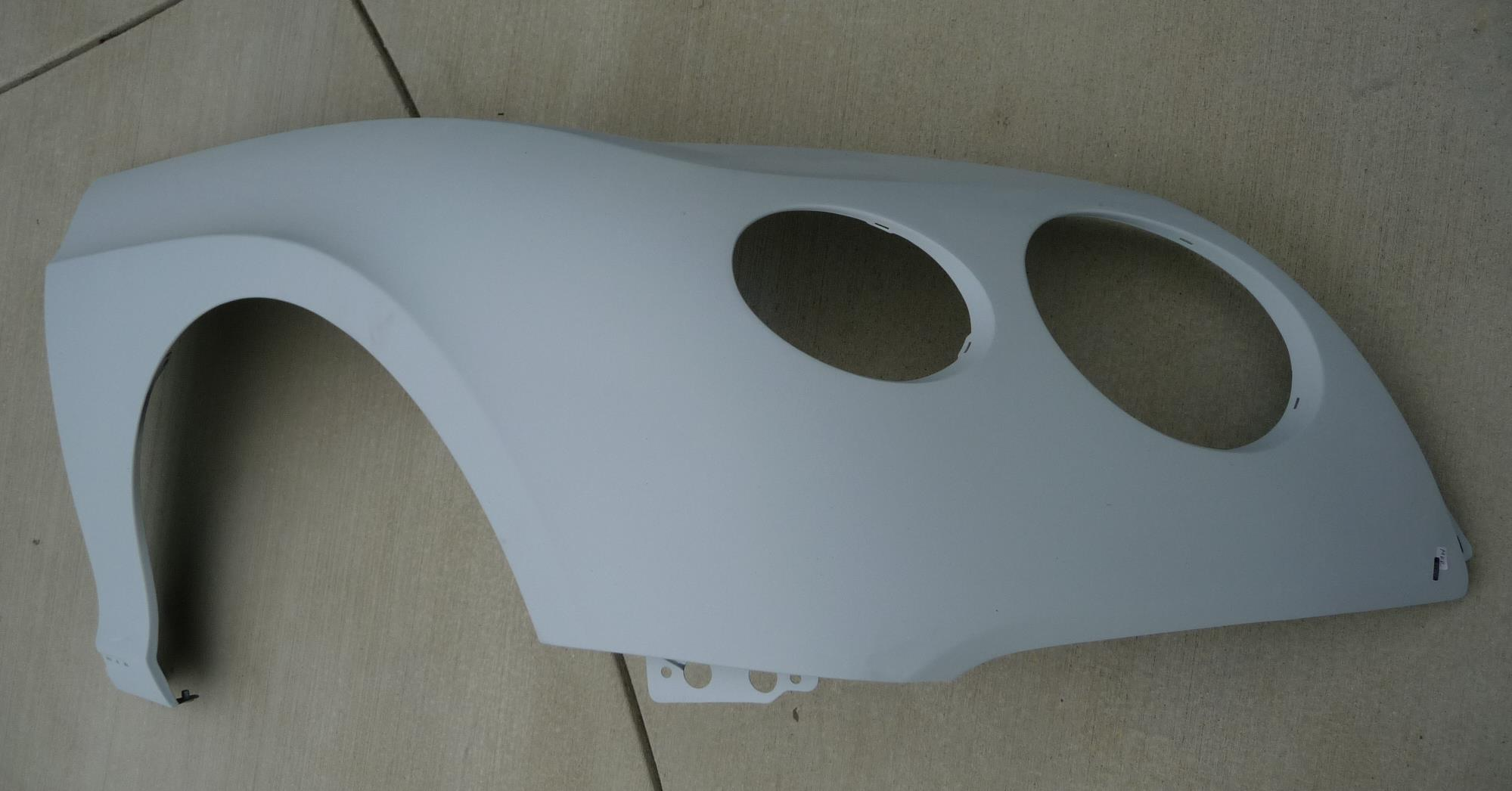 2012 2013 2014 2015 12 13 14 15 Bentley Continental GT GTC Right Passenger Fender Wing Cover 3W8821022A OEM OE