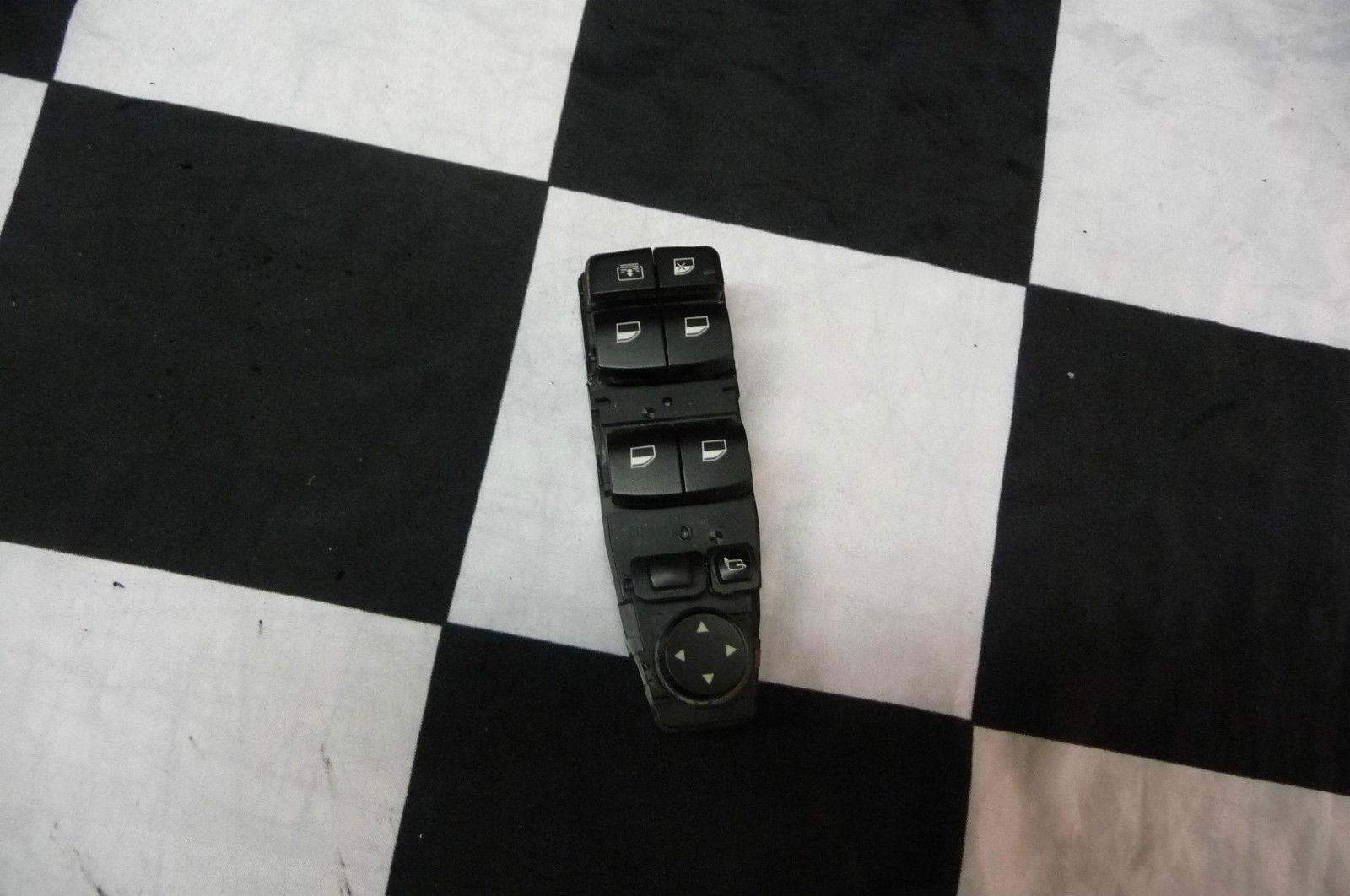 2010 2011 2012 2013 2014 2015 2016 2017 BMW F07 F10 F11 F06 528i 535i 550i 650i Front Left Windows Lifting Master Switch Module 61319241956 ; 61319179915; 61319238240 OE
