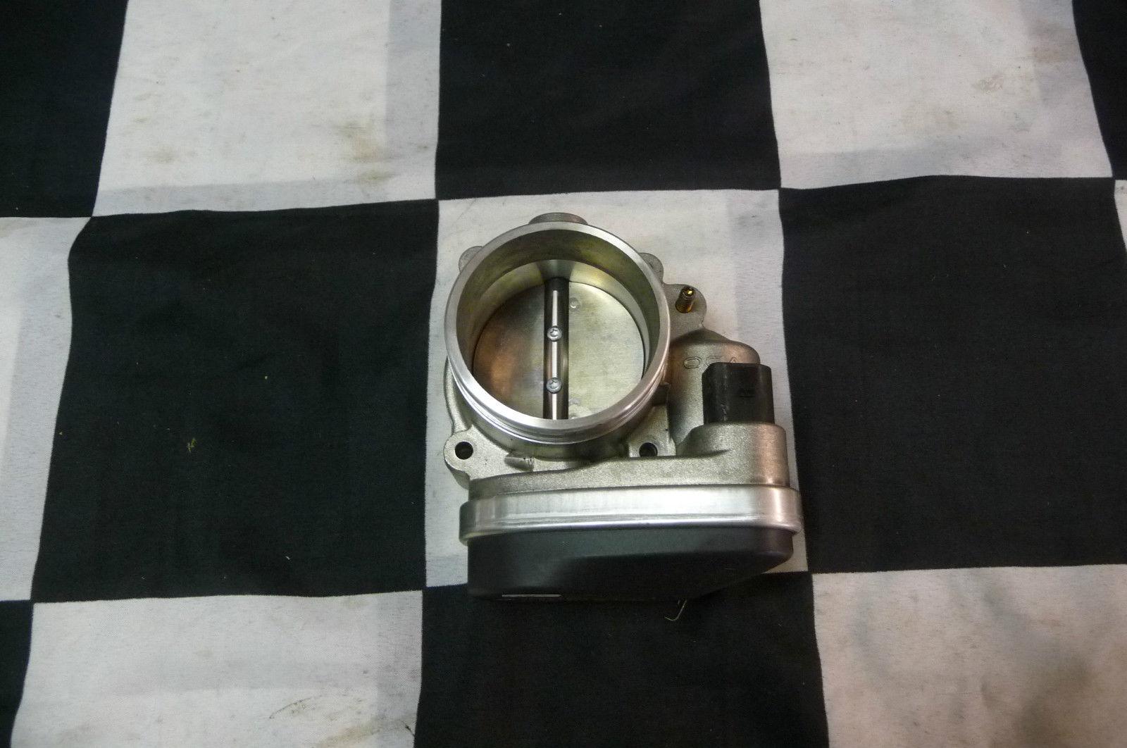 BMW 3 5 Series X3 Z3 Z4 Fuel Injection System Throttle Assy Housing 13547502444