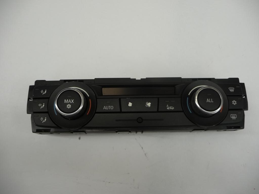 2010 BMW E92 E93 328i 335i AC Air Conditioner Heater Control Unit 64119221855 OEM OE