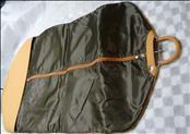 "Ferrari Leather suit bag  Original OEM OE Genuine ""Light Almond"" Nice"