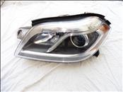Mercedes Benz GL450 GL550 X166 left driver halogen headlight 1668208859 OEM OE