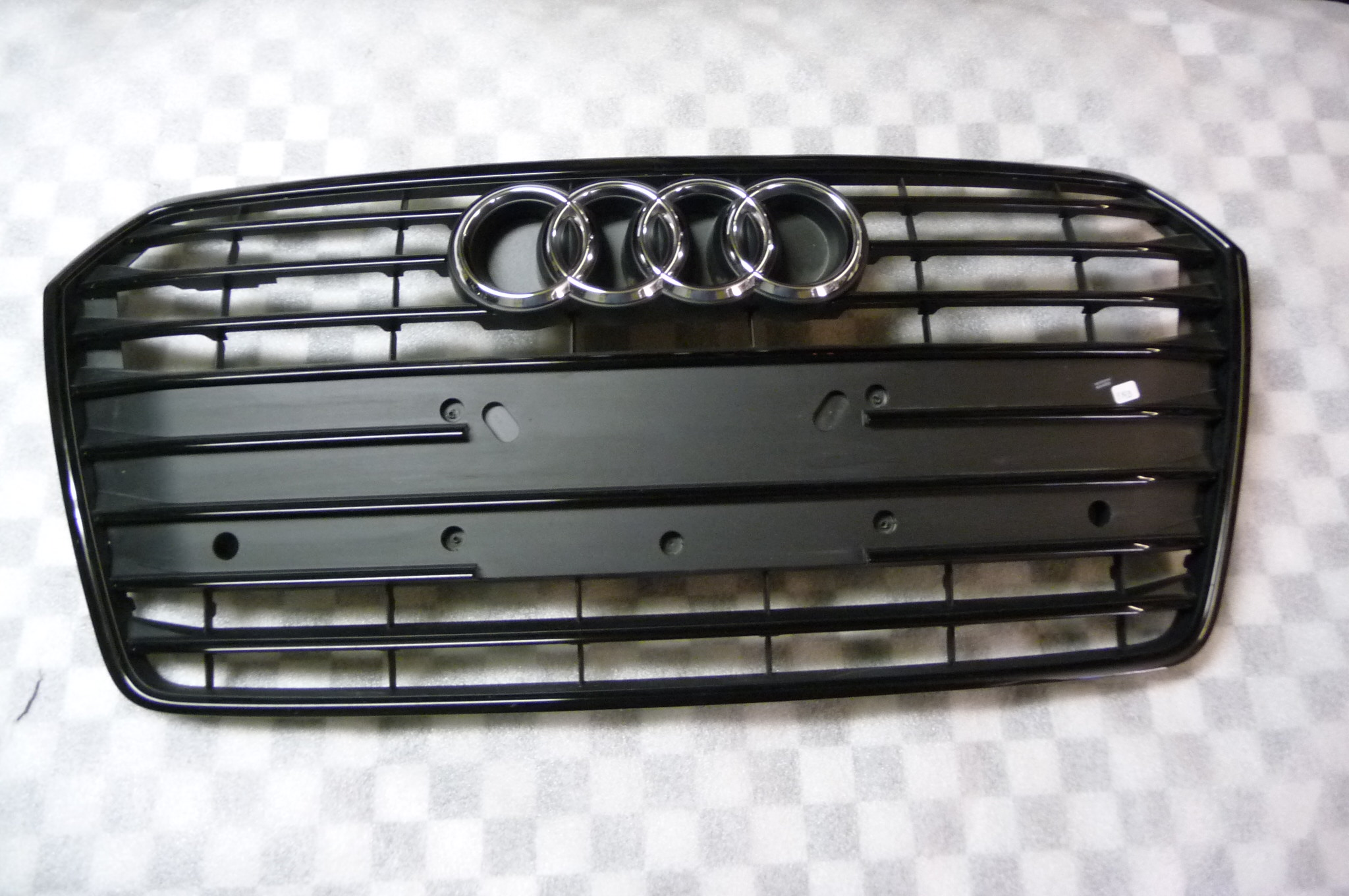 Audi A7 Front Glossy Black Radiator Grill Grille Assembly 4g8853651c