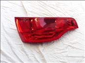2007 2008 2009 Audi Q7 Rear Left Driver TailLight Tail Lamp 4L0945093A OEM OE