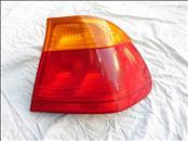 1999 2000 2001 BMW E46 323i 325i 328i 330i Rear Right In the Side Panel Light Lamp Tail Light 63218364922 OEM OE