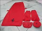 Ferrari 360 Modena Challenge Stradale Indoor Protection Cover Kit 66504000 OEM