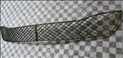 Bentley Continental GT GTC Coupe 2 Door Front Bumper Central Grille 3W8807667D