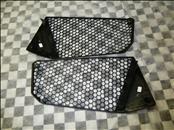Lamborghini Gallardo Front bumper Grille Left Right 400807682 400807681 OEM OE