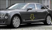 2013 Bentley Mulsanne Le Mans Edition Left Exhaust Tip 3Y0253681E OEM OE
