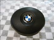 BMW X5 X3 Z4 Left Driver Steering Wheel Round Sport Safety Bag 32306780661 OEM