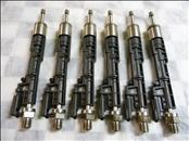 2012 2013 2014 2015 2016 2017 BMW F06 F07 F10 F12 F13 F01 F02 X5 X6 550i 650i 750Li Fuel Injector With Seal Ring Gas 13647597870 Set of 6 OEM