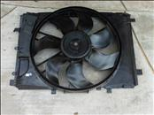 """Mercedes Benz Auxiliary Cooling Fan Assembly """"Damaged shroud"""" 2049066802 OEM OE"""