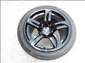 2006 2007 2008 Lamborghini Murcielago LP640 Rear Wheel Rim RIM 410601025A Black OEM OE