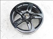 Lamborghini Murcielago LP640 Front Wheel Rim RIM 410601025 with Cap Black OEM OE
