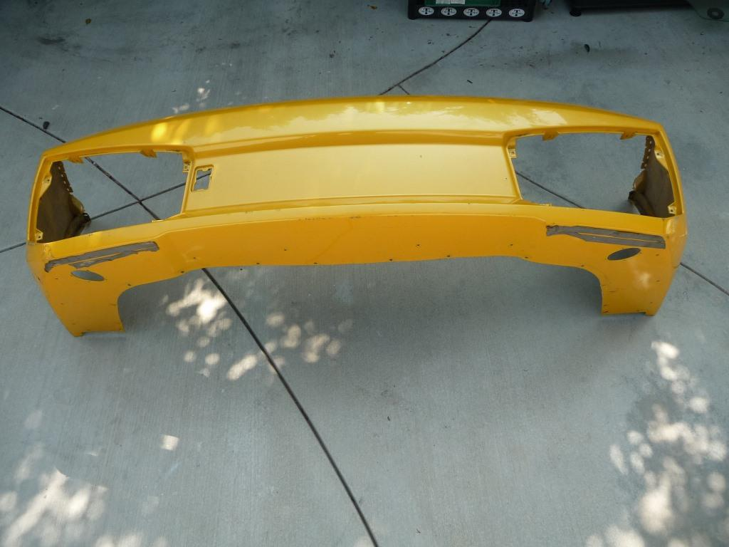 2005 2006 2007 2008 Lamborghini Front Bumper Cover 400807437 Lambo Gallardo Spyder 400807429A - Used Auto Parts Store | LA Global Parts