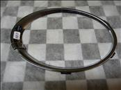 2006 2007 2008 2009 2010 2011 2012 Bentley Continental Flying Spur RH Right Outer Headlight Trim 3W5807764A; 3W5807764C OEM