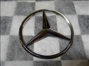 2014 2015 2016 2017 Mercedes Benz W222 S550 S600 Trunk Lid Star Emblem Badge Nameplate A2228170016 OEM OE