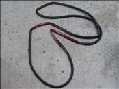 2002 2003 2004 2005 2006 2007 2008 BMW E65 745i 750i 760i Rear Door Surround Weatherstrip Seal 51228223703 OEM A1
