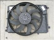 Mercedes Benz C CLS E Class Engine Cooling Fan Assembly A2129061002 OEM A1