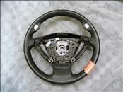 2002 2003 2004 2005 2006 2007 2008 BMW E65 E66 745i 750i 760i Leather Steering Wheel 32346783492 OEM A1