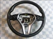 2014 2015 2016 2017 Mercedes Benz CLA250 GLA250 Multifunction Steering Wheel A2184602018 9E38 OEM A1