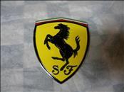 Ferrari 458 California Fender Shield Badge Front Fender Emblem 82746100 OEM B+