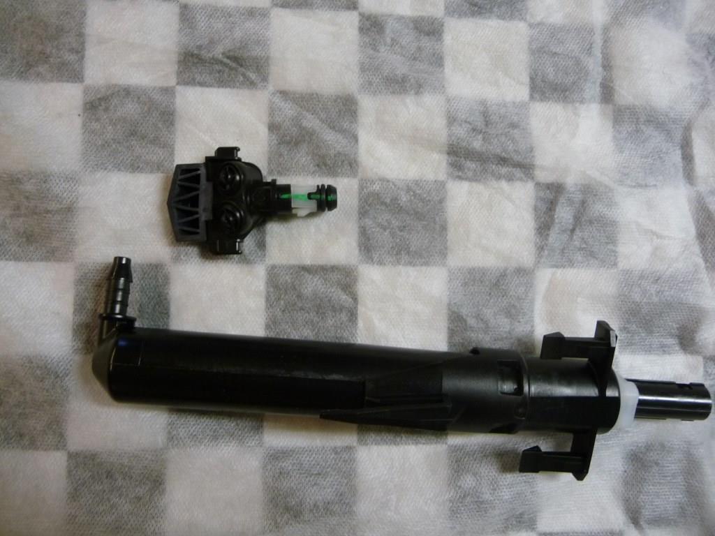 2005 2006 2007 2008 2009 Ferrari F430 Complete RH Right Passenger Side Headlamp/Headlight Washer Body 68544000 OEM A1