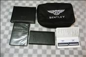 2011 Bentley Continental GTC Owners Manual, Navigation DVD 3W0919859AG, Case OEM