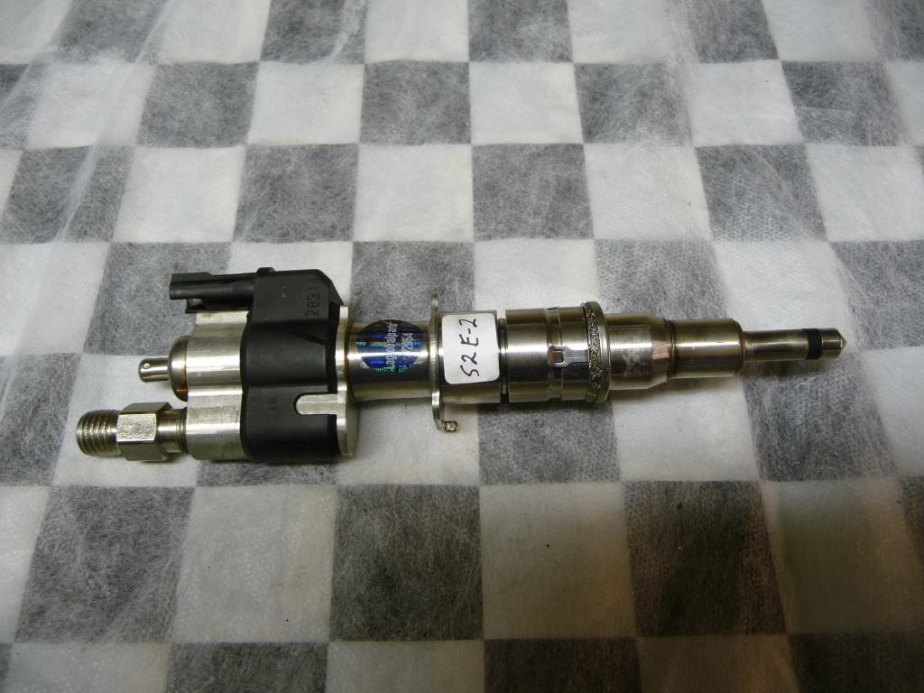 2008 2009 2010 2011 2012 2013 2014 BMW 135i 335i 335xi 535i 550i 750i X5 X6 Z4 High Pressure Fuel Injector (Index 7) 13538616079-7 OEM