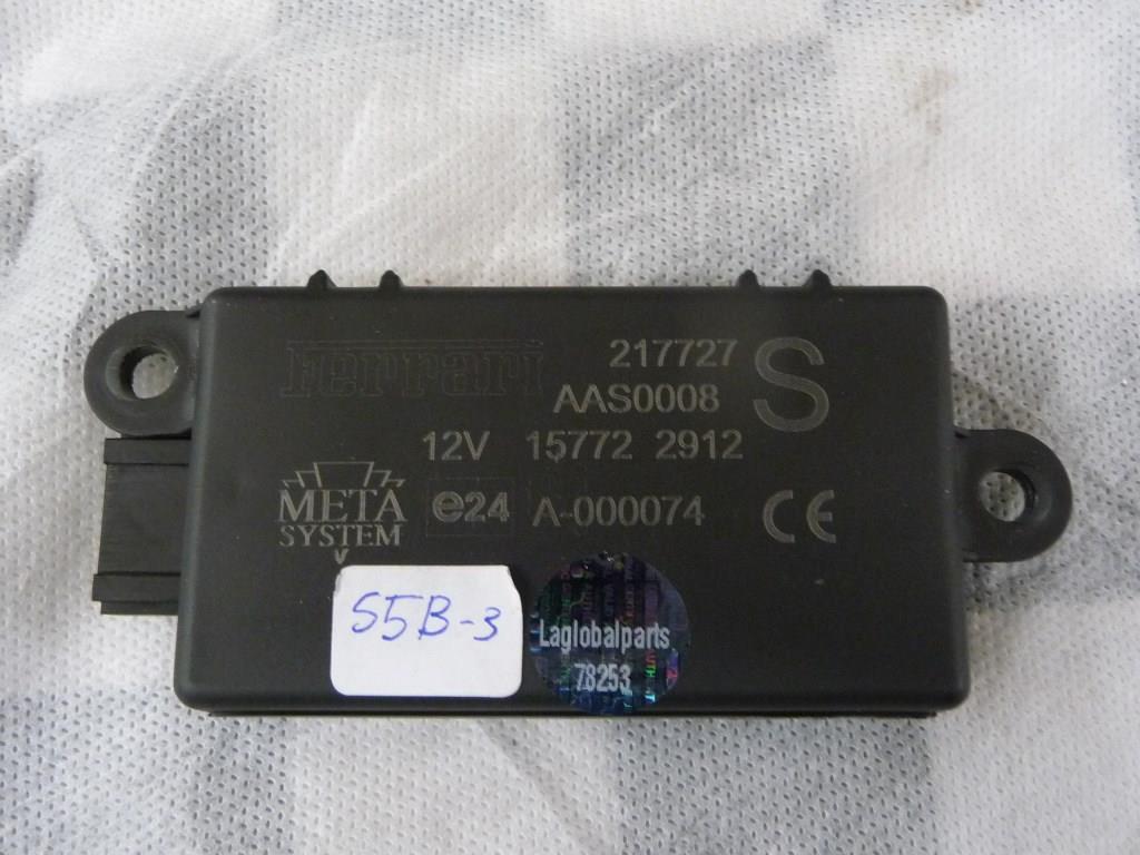 2009 2010 2011 2012 2013 2014 2015 Ferrari 458 California F12 Volumetric Master Hyper-Frequency Sensor Left 217727