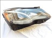 Mercedes Benz E400 E550 Coupe LED W207 RH Right Passenger Headlight OEM OE