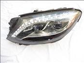 2015 2016 2017 Mercedes Benz W222 S Class Left Driver Front Headlight Lamp 2229062704 OEM