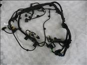 BMW 7 Series Wiring Harness, Engine Sensoric Module 2 12518631666 OEM A1