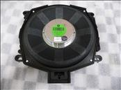 09-13 BMW X6 Center Bass subwoofer, Individual Audio speaker 65137842196 OEM A1