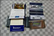 Maserati Quattroporte Automatic Owners Manual, Literature - SET, 3rd Edition