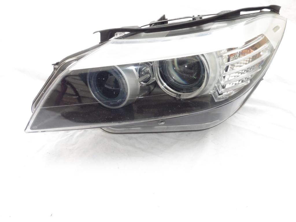 2009 2010 2011 2012 2013 BMW Z4 E89 Adaptive Xenon Headlight Left driver side 63127228867 Bare OEM