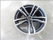 2015- 2016 BMW X5M X6M F85 F86 11.5JX21 Rear Light Alloy Aluminum Rim Wheel OE