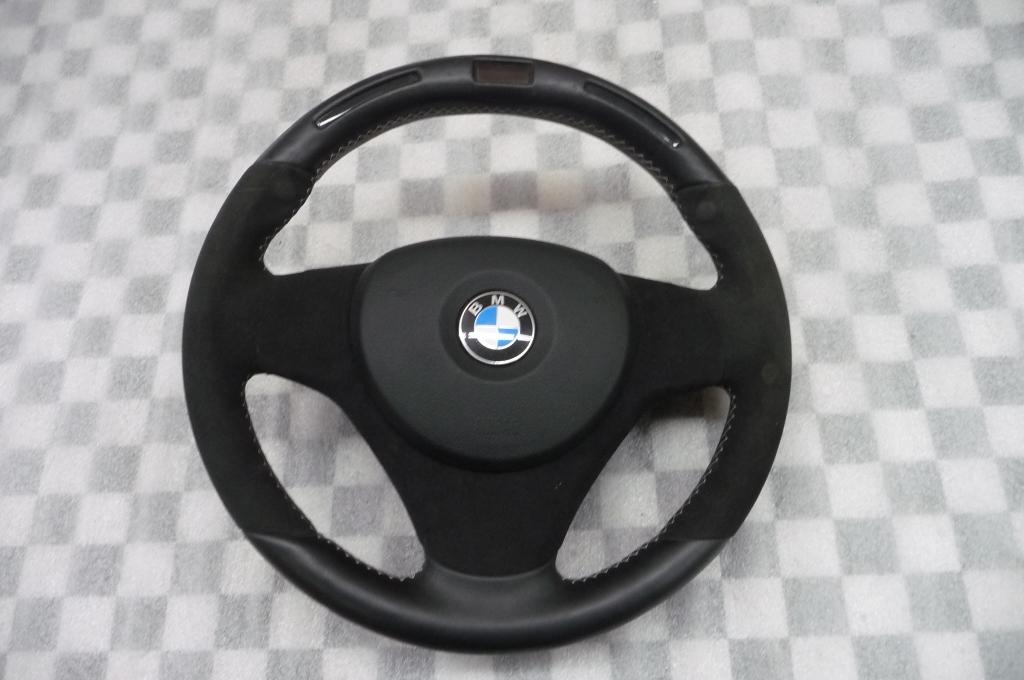 08-11 BMW 1 3 Series Electronic Performance Steering Wheel 32302165395 OEM A1