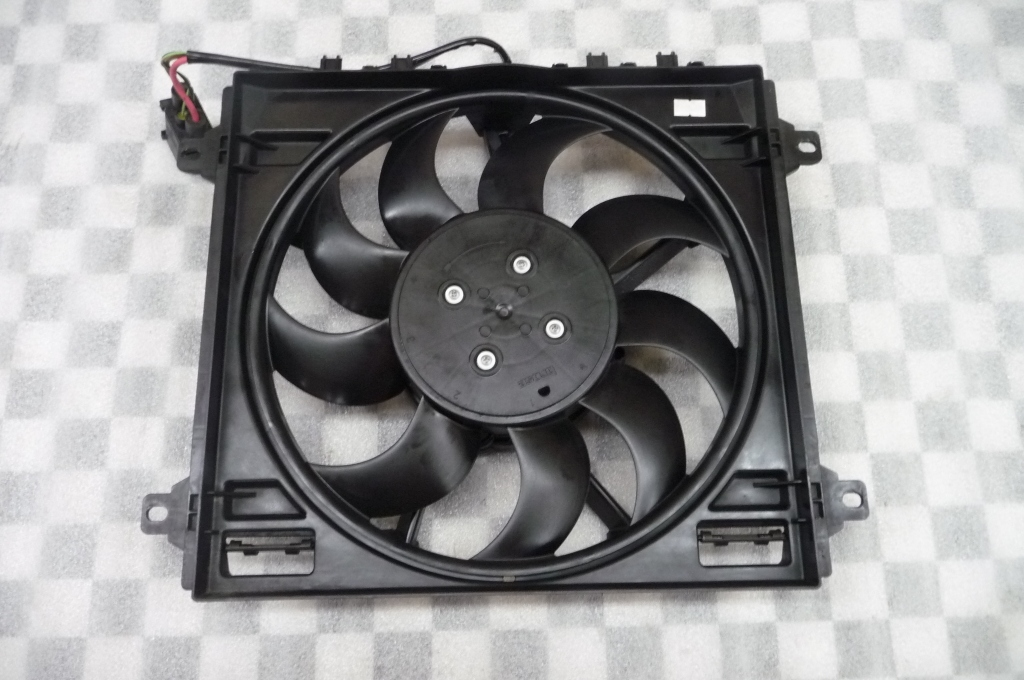 2015 Lamborghini Huracan LP610-4 Radiator Cooling Fan Assembly 4S0121203B OEM A1