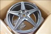 Ferrari California Front Wheel Rim 8JX20 Grigio Ferro Mito Rosso ALFG 263571 OEM