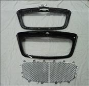 2004 2005 2006 2007 2008 Bentley Continental GT GTC Flying Spur Front Grille Black 3W0853653C OEM