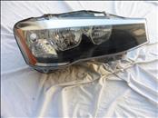 2015 2016 2017 BMW X3 X4 Right Passenger Halogen Composite Headlight 63117334074 OEM OE