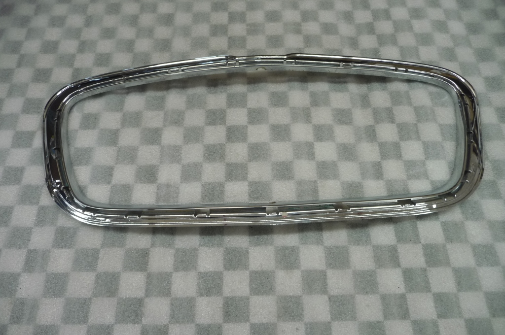 2004 2005 2006 2007 2008 Bentley Continental GT GTC Flying Spur trim Chrome Bezel Front Grille 3W0853667B OEM OE