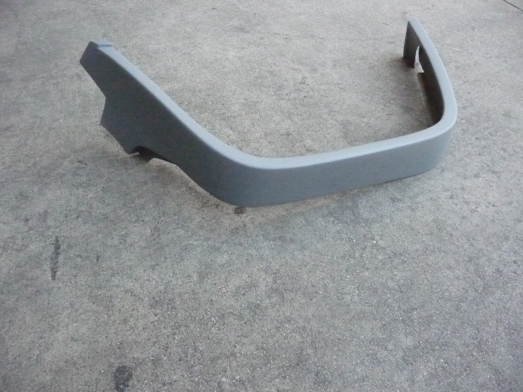 2002 2003 2004 2005 Mercedes Benz G500 W463 Dekra Auto Tuning Front Right Fender Molding 201537759 Aftermarket