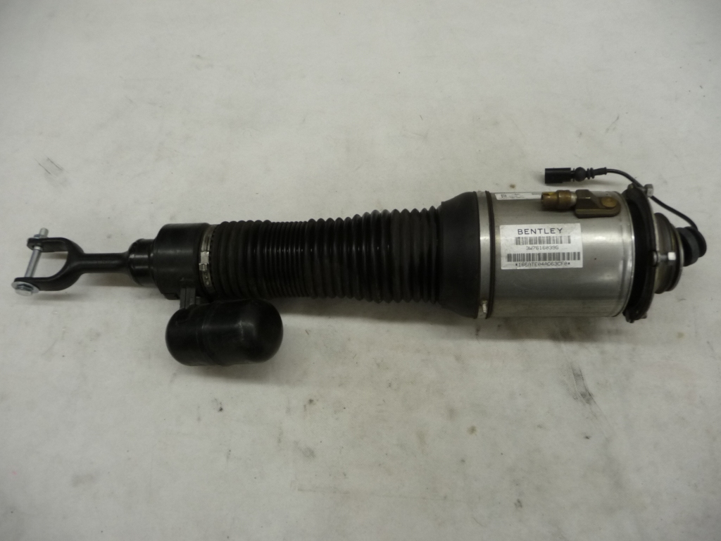 2012 2013 2014 2015 2016 Bentley Continental GTC Front Left Driver Side Air Shock, Strut 3W7616039G, - Used Auto Parts Store | LA Global Parts