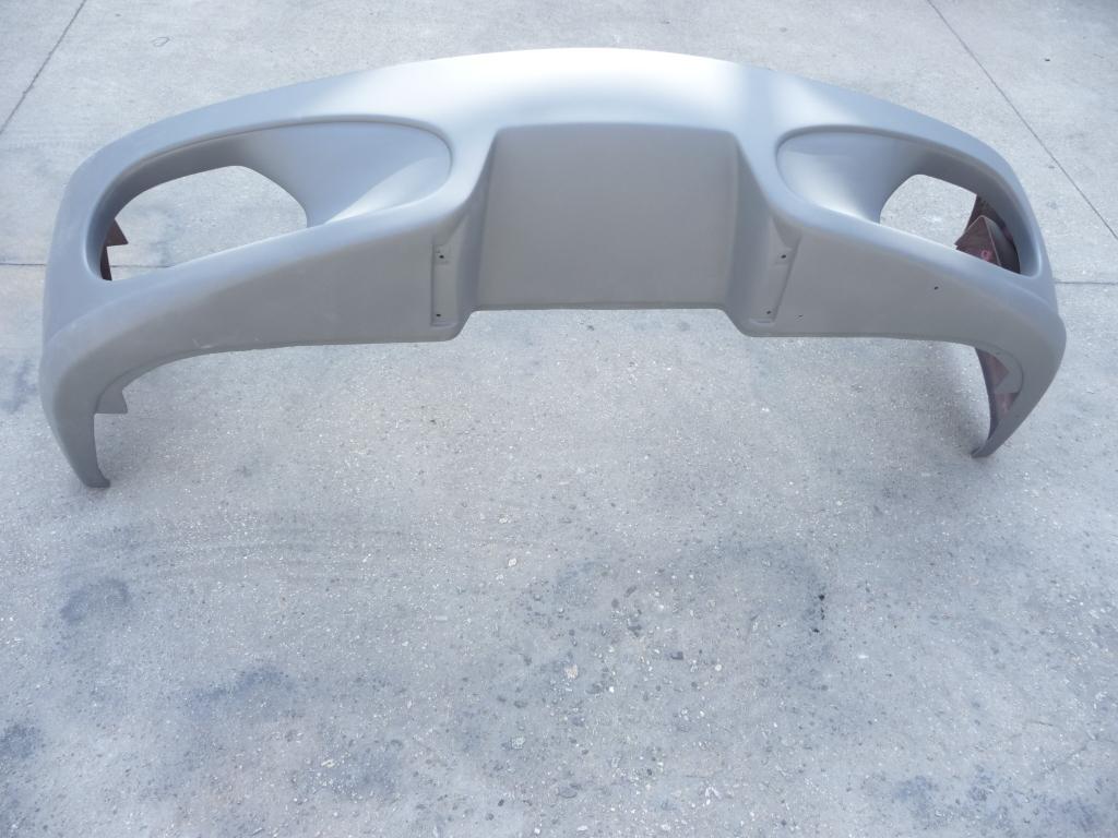 2005 2006 2007 2008 2009 Ferrari F430 430 Front Bumper Cover 69450210, Repaired / Primer - Used Auto Parts Store | LA Global Parts
