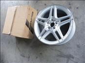 "2008 2009 2010 2011 2012 2013 2014 2015 Mercedes Benz W204 C250 C300 C350 AMG 5-Twin-Spoke 18"" Rear Wheel Rim A2044014202 80 ; A2044014202 OEM OE"