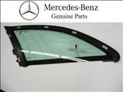 2002 2003 2004 2005 Mercedes Benz W203 C240 C320 Left Driver Side Quarter Window Glass A2036703312 ; 2036700112 OEM OE