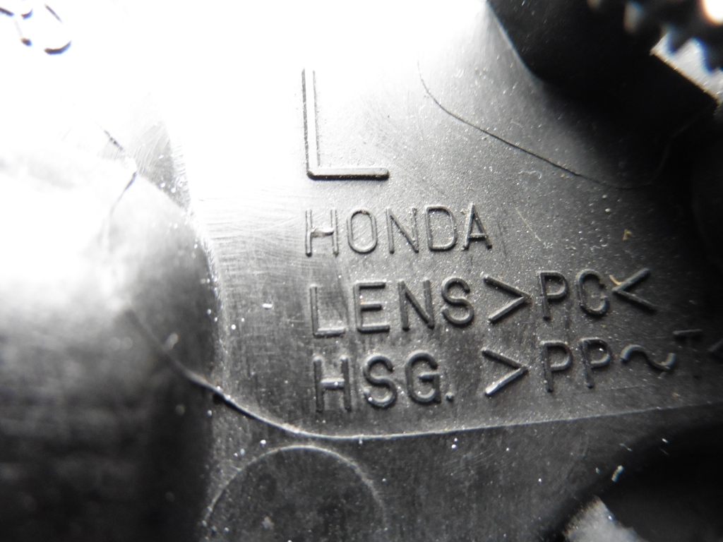 1999-2004 Acura RL Left Driver Xenon HID Headlight 33151