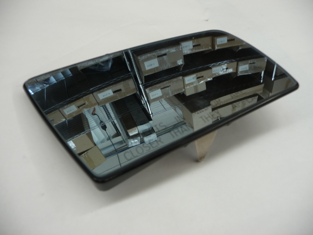 1994 1995 1996 1997 1998 1999 2000 Mercedes Benz C230 C280 E320 S320 Right Passenger Door Mirror Glass 2028100021 OEM OE
